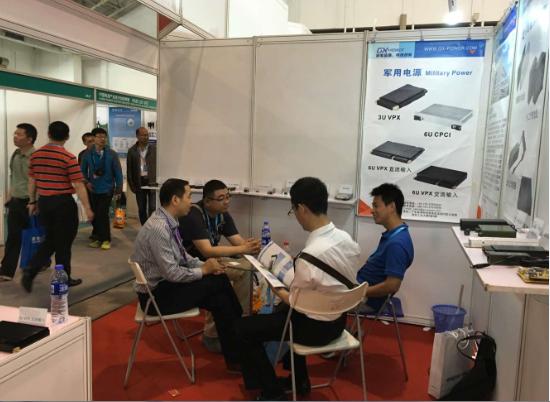 冠新科技将亮相北京2016国防电子展